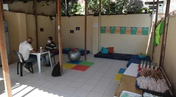(MATÉRIA JC) Em meio à covid-19, inauguração de Centro de Convivência no Recife é esperança para pessoas em situação de rua